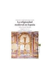 Papel LA RELIGIOSIDAD MEDIEVAL EN ESPAEA S.VII-X