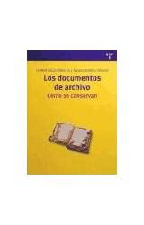 Papel Los documentos de archivo