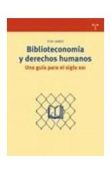 Papel Biblioteconomía y derechos humanos