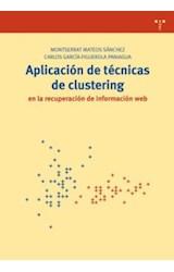 Papel APLICACION DE TECNICAS DE CLUSTERING EN LA R