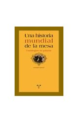 Papel UNA HISTORIA MUNDIAL DE LA MESA. ESTRATEGIAS