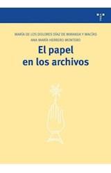 Papel EL PAPEL EN LOS ARCHIVOS