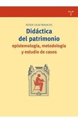 Papel DIDACTICA DEL PATRIMONIO : EPISTEMOLOGIA, ME