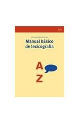 Papel MANUAL BASICO DE LEXICOGRAFIA