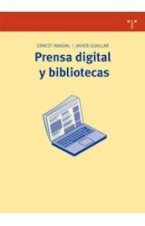 Papel Prensa digital y bibliotecas