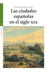 Papel LAS CIUDADES ESPA?OLAS EN EL SIGLO XIX