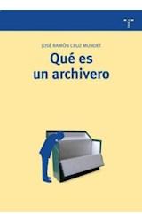 Papel Qué es un archivero