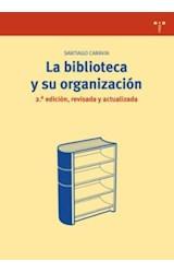 Papel La biblioteca y su organización