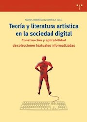 Papel Teoría Y Literatura Artística En La Sociedad Digital