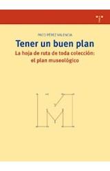 Papel Tener un buen plan