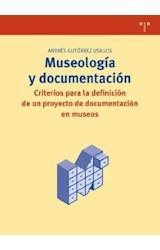 Papel Museología y documentación