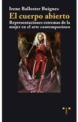 Papel EL CUERPO ABIERTO . REPRESENTACIONES EXTREMA