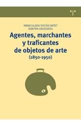Papel AGENTES, MARCHANTES Y TRAFICANTES DE OBJETOS