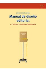 Papel MANUAL DE DISENO EDITORIAL 4TA EDICION