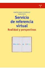 Papel Servicio De Referencia Virtual Realidad Y Perspectivas