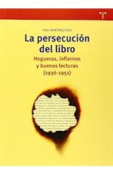 Papel La Persecución De Los Libros Hogueras