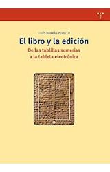 Papel EL LIBRO Y LA EDICION . DE LAS TABLILLAS SUM
