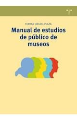 Papel Manual De Estudios De Público De Museos