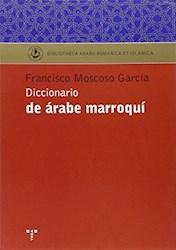 Papel Diccionario De Arabe Marroqui