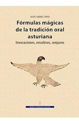 Papel FORMULAS MAGICAS DE LA TRADICION ORAL ASTURIANA