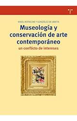 Papel MUSEOLOGIA Y CONSERVACION DE ARTE CONTEMPORANEO