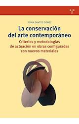 Papel LA CONSERVACION DEL ARTE CONTEMPORANEO