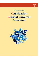 Papel CLASIFICACION DECIMAL UNIVERSAL