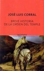 Libro Breve Historia De La Orden Del Temple