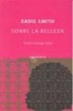 Libro Sobre La Belleza