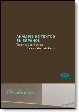 E-book Análisis De Textos En Español