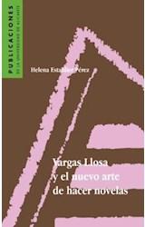 E-book Vargas Llosa y el nuevo arte de hacer novelas