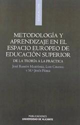 Papel Metodología Y Aprendizaje En El Espacio Europeo De Educación Superior