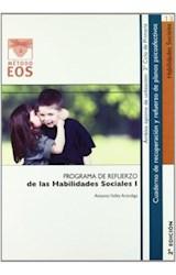 Papel PROGRAMA DE REFUERZO DE LAS HABILIDADES SOCIALES 1
