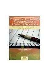 Papel EVALUACION E INTERVENCION PSICOPEDAGOGICA EN CONTEXTOS EDU 1
