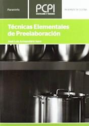 Libro Tecnicas Elementales De Preelaboracion