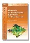 Papel Operario De Instalaciones Electricas De Baja Tension