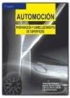 Papel Automocion - Preparacion Y Embellecimiento De Superficies