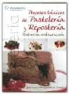 Papel Procesos Basicos De Pasteleria Y Reposteria