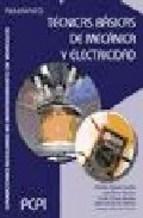 Papel Tecnicas Basicas De Mecanica Y Electricidad