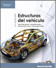 Papel Automocion Estructuras Del Vehiculo