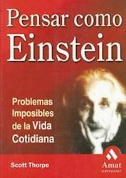 Papel Pensar Como Einstein