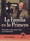 Libro La Familia Es Lo Primero