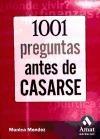 Libro 1001 Preguntas Antes De Casarse