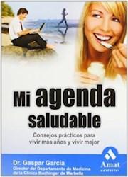 Libro Mi Agenda Saludable