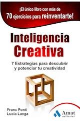 E-book Inteligencia creativa. Ebook