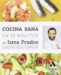 Libro Cocina Sana En 10 Minutos