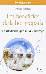 Libro Los Beneficios De La Homeopatia
