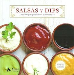 Libro Salsas Y Dips