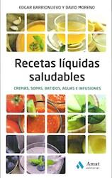 Libro Recetas Liquidas Saludables