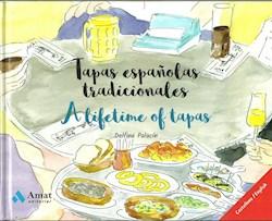 Libro Tapas Españolas Tradicionales